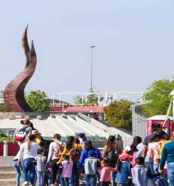 Parque Guanajuato Bicentenario. Foto: Facebook PGB