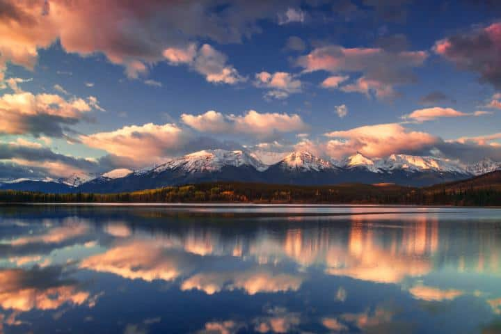 Parque Nacional Jasper. Foto: Dariana