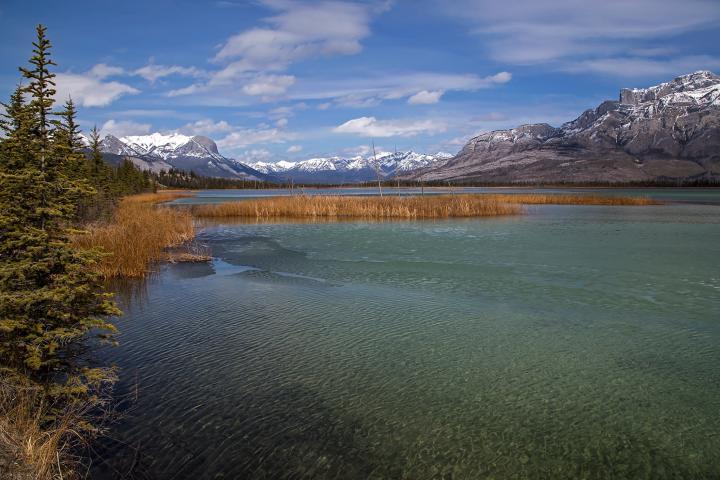Parque Nacional de Jasper en Canada. Foto bob
