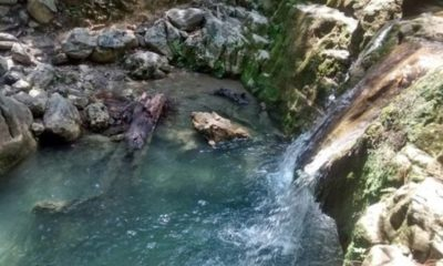 Parque natural la estanzuela en Monterrey. Foto Gabie Licon