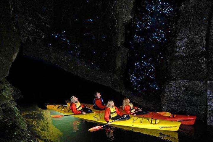 No pierdas la oportunidad de pasear por esta maravilla natural. Foto: glowwormcaves