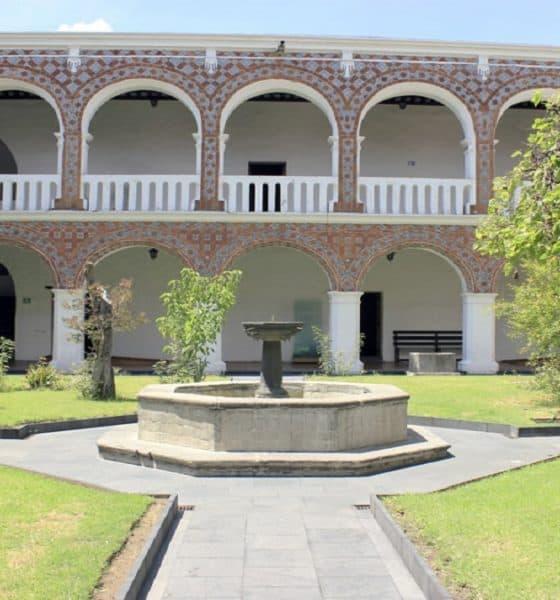 El Convento de Santa Mónica abre sus puertas para que conozcas dónde se creó el chile en nogada. Foto: Museo Data