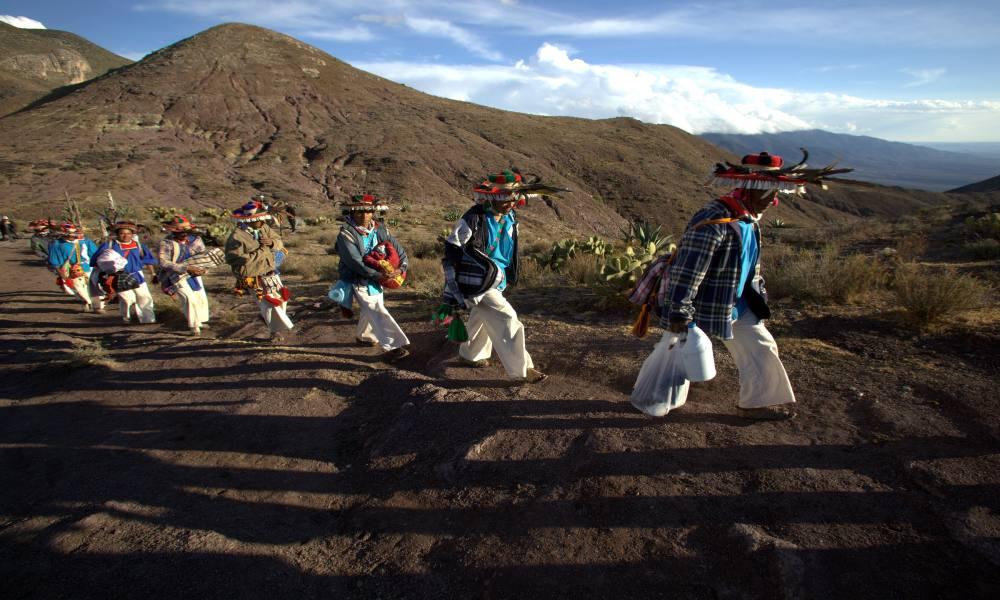 Peregrinacion foto de portada Foto desinformemonos.org