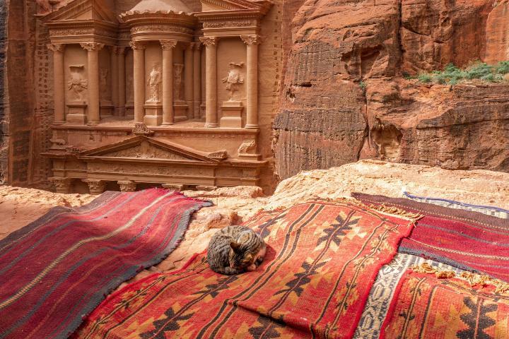 Petra, la Ciudad Perdida. Foto: Heidelbergerin