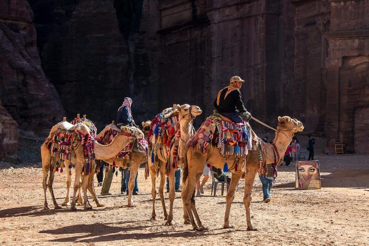 No te pierdas la magia de Petra, la Ciudad Perdida. Foto: mikaelthumberg