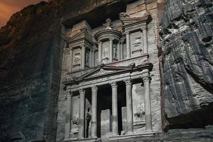 Petra, ciudad perdida. Foto petra_jordanian