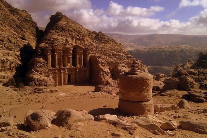 Petra, la Ciudad Perdida más famosa del mundo. Foto: Daniel Sztanko
