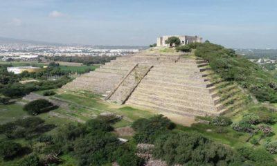 Pirámide El Pueblito Portada Foto: El Queretano