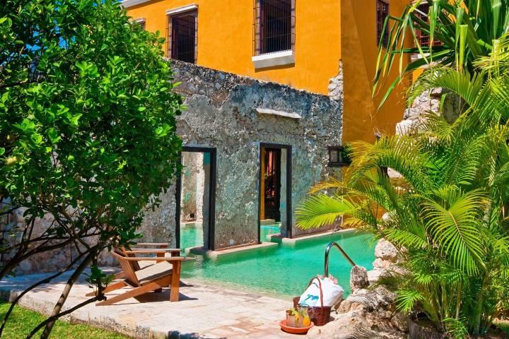 Hacienda Puerta Campeche. Foto: Marriot