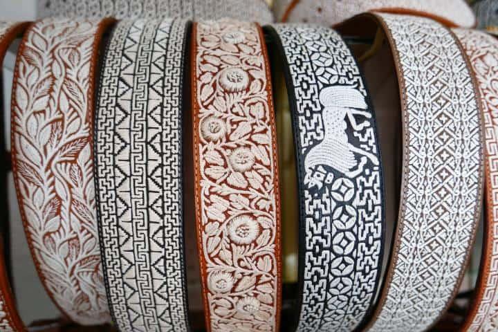El Piteado de Colotlán es una artesanía de Jalisco. Foto-: Tía Stephanie Tours