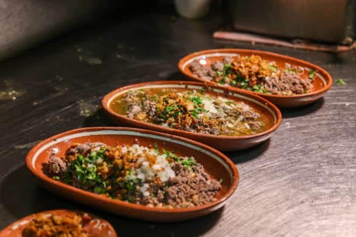 Platillos Gastronomia Jalisciense  Foto: Tu vida tu estilo