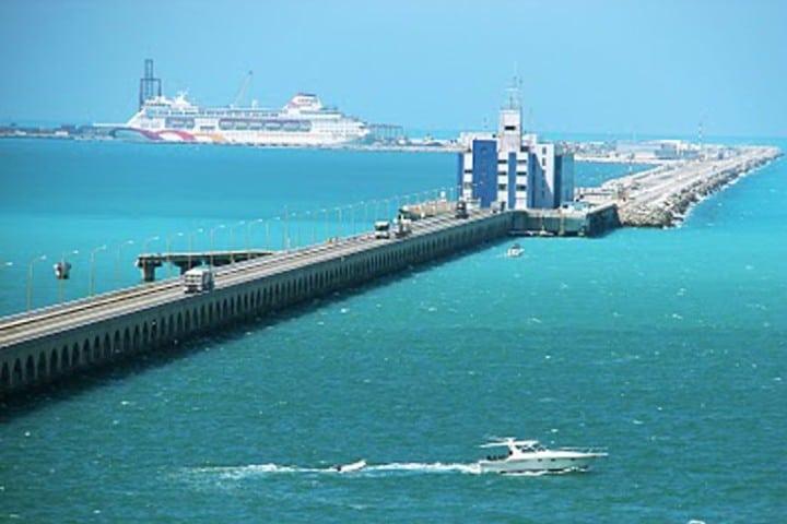 Puerto Progreso de Yucatán obtiene reconocimiento Blue Flags Foto: Gobierno de Yucatán