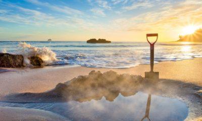 Playa Hot Water Foto: Coromandel