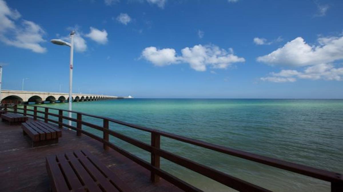 Playas Blue Flag en Yucatán. Foto Allan Zeiba.
