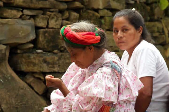 Etnia Teenek de San Luis Potosí. Foto: gobmx
