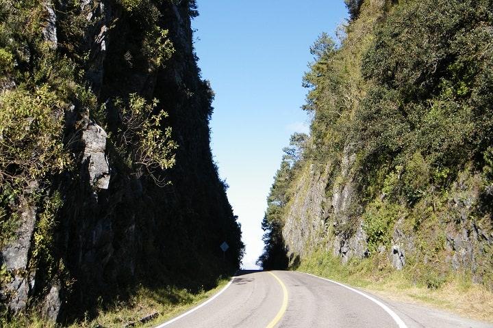 La ruta a Puerta al Cielo en Sierra Gorda, Querétaro es un trayecto único. Foto: Ciudad y Poder