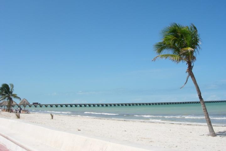 Visita a Puerto Progreso en mi viaje a la Península Yucateca Foto: Vive Yucatán