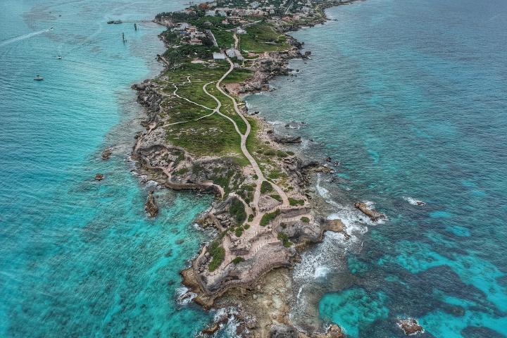 Punta Sur Isla Mujeres Foto: Diego Marcial Aguilar