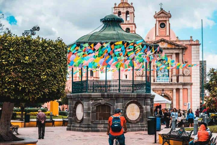"""""""Caminos de Querétaro"""" y """"Querétaro Gastro Fest"""" esperan a que los disfrutes. Foto: Grupo en Concreto"""