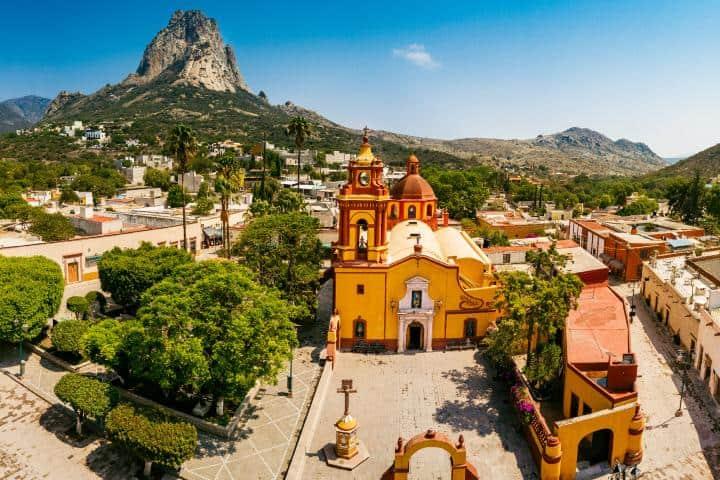 Los caminos de Querétaro te encantarán con su belleza. Foto: Archivo