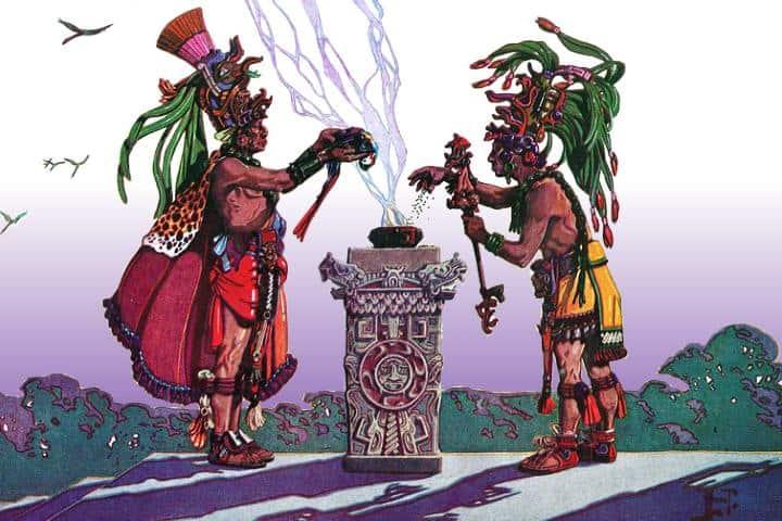 Religión Maya Foto: Pueblos Originarios de América