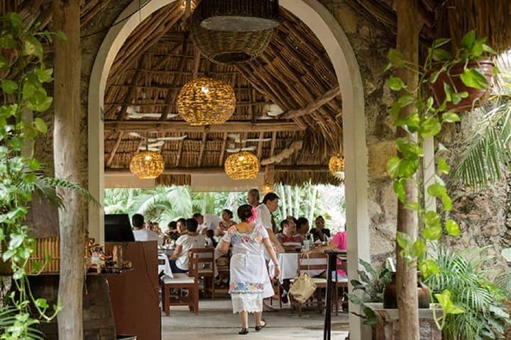 Restaurante Kinich Foto: AFAR Media