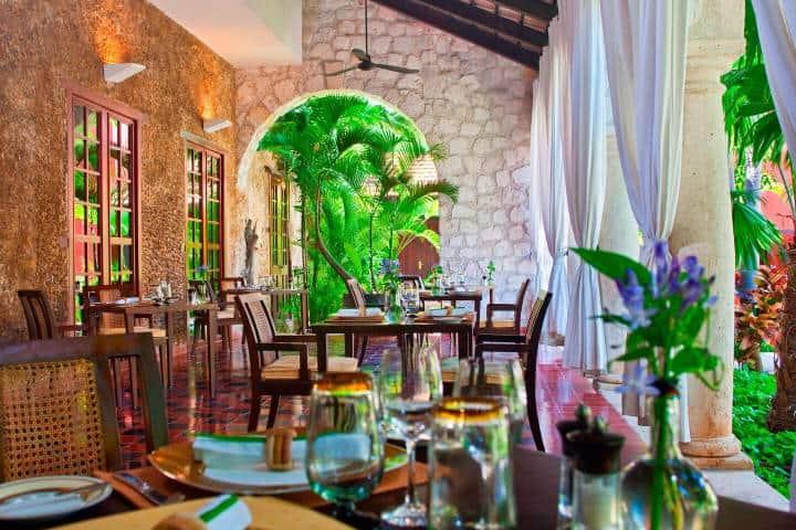 Restaurante. Foto: Archivo