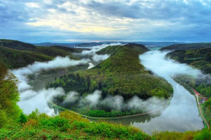 Río Amazónico. Foto: Malumefer