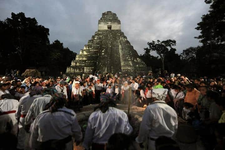 Ritual Maya Foto: IPS Cuba