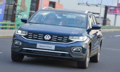 Road trips en T-Cross de Volkswagen. Foto: Volkswagen