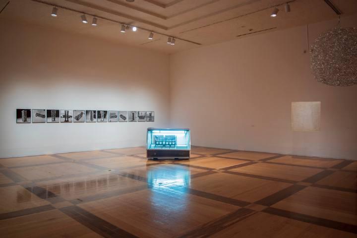 Sala de exhibición Colección FEMSA Foto: MARCO