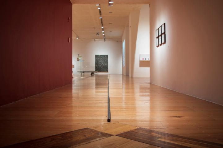 Sala de exhibición del Museo Arte Contemporáneo de Monterrey Foto: Museo MARCO