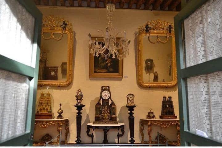 Una de las múltiples salas que encontrarás. Foto: casadelazacatecana
