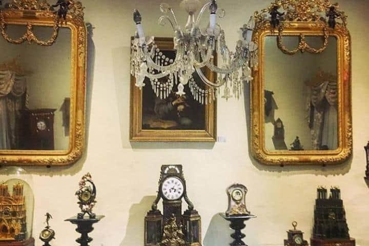 Sala de relojes. Foto: nardanton