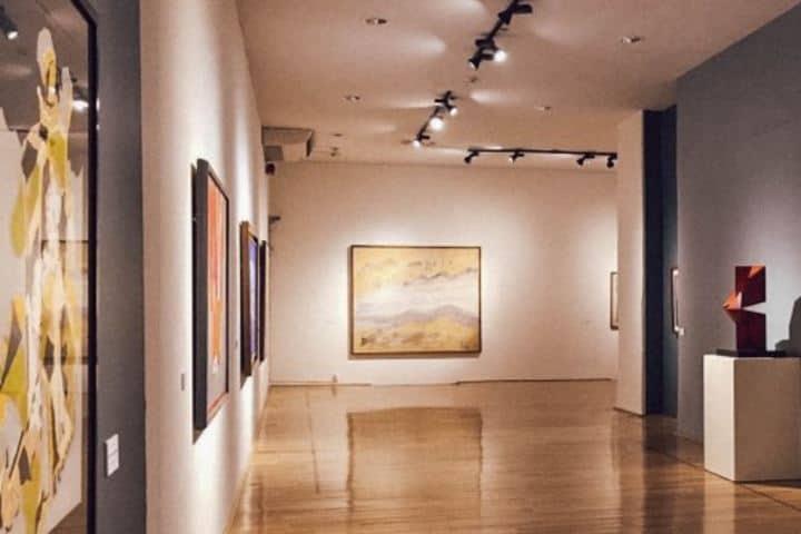¡Tienes que disfrutar de todas las exhibiciones! Foto: Museo de Arte de Querétaro