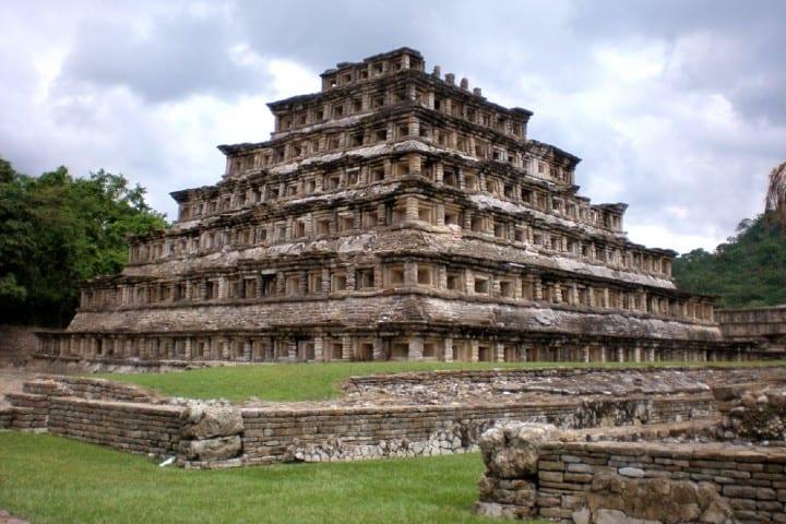 Zona Arqueológica de San Lorenzo Foto: Cultura Olmeca
