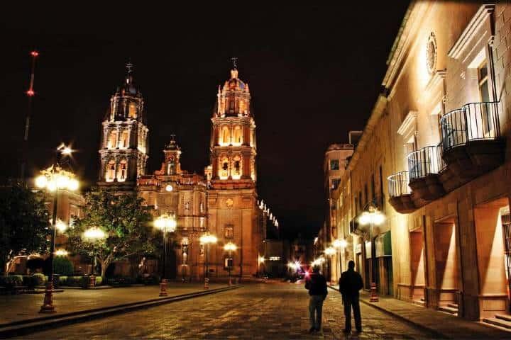 Ciudad de San Luis Potosí Foto: Potosí noticias
