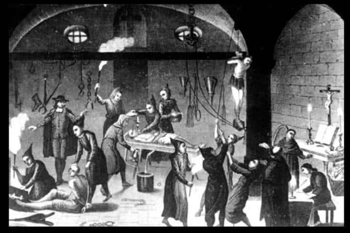 Santa Inquisición Foto: Archivo