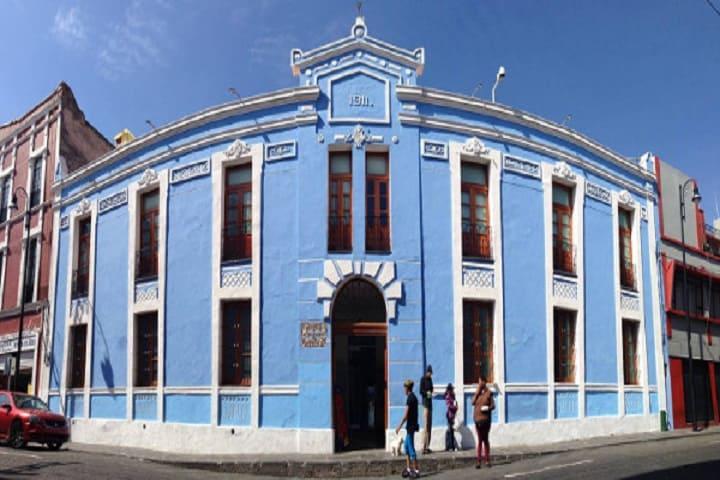 ´He aquí el hogar del chile en nogada, el Convento de Santa Mónica. Foto: Sistema de Información Cultural