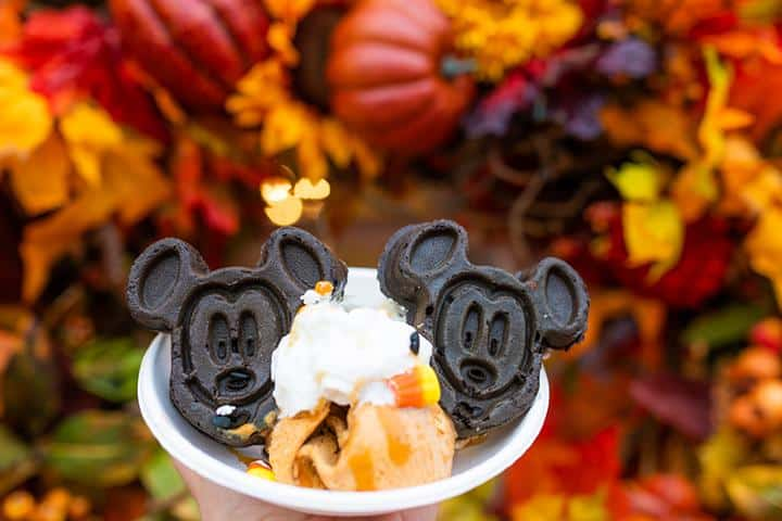 Se ve rico ¿No? Son las delicias de Walt Disney World Resort en Halloween. Foto: Disney Tourist Blog