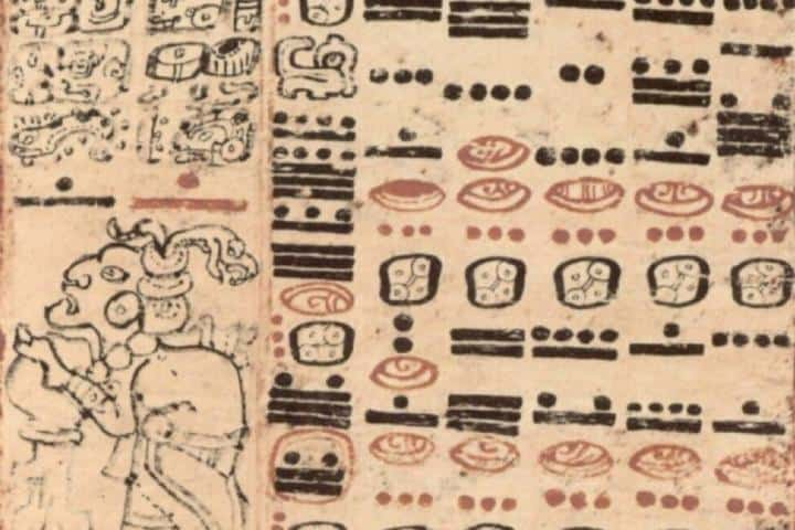 Sistema de numeración maya Foto: Entre Mitos y Leyendas