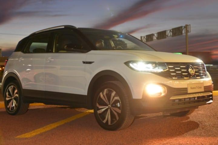 La T-Cross te será de utilidad en tus road trips. Foto: Volkswagen