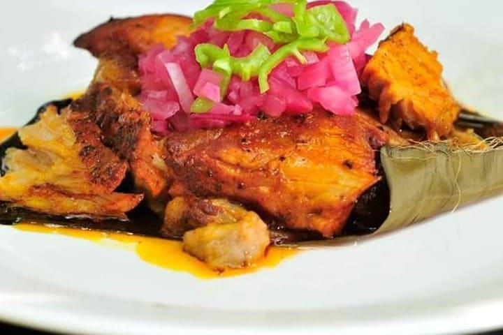 Tamales yucatecos – Foto de Facebook de página oficial de Xtabay
