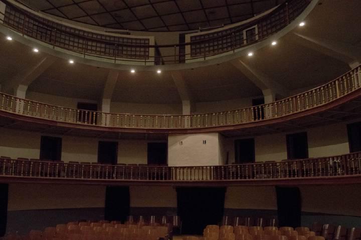 Teatro De Alarcón Foto: Diana Lopez