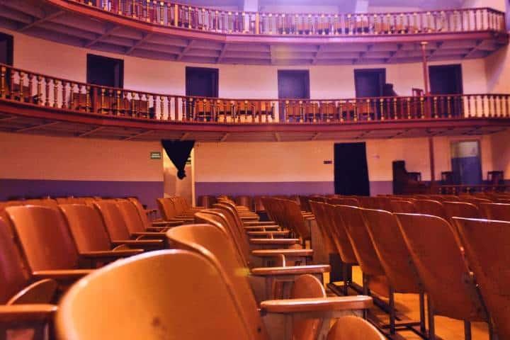 Teatro De Alarcón de San Luis Potosí Foto: Metropoli San Luis Potosí