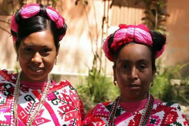 Teeneks de la Huasteca Potosina. Foto: gobmx