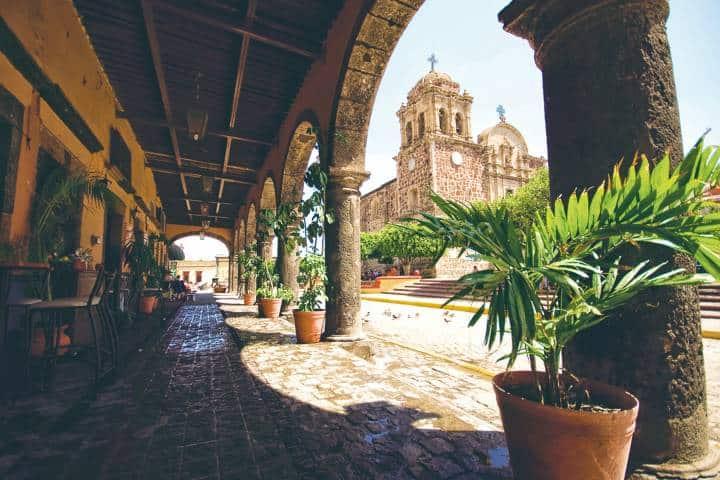 Templo de Santiago Apóstol. Foto Archivo (1)