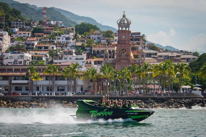 Thriller Jeatboat, ¡Toda una aventura en Jalisco! Foto: Archivo