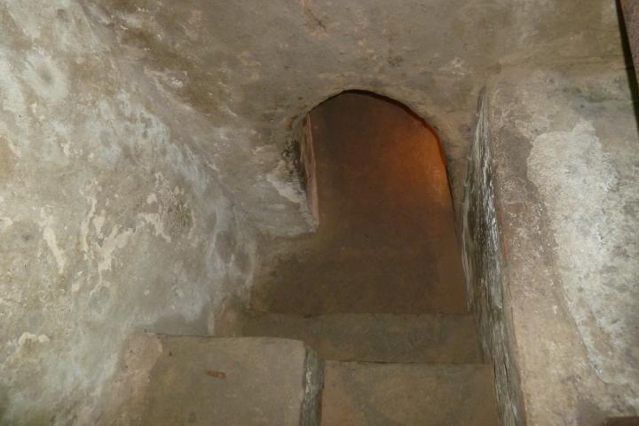 Túnel de Cu Chi. Foto Marc & Judith