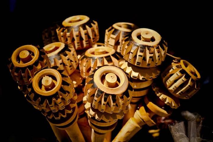 Una artesanía 100% mexicana. Foto: Luis E.R